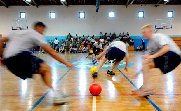 Dodgeball! (with Electricity Costs, Politics and Legislation)